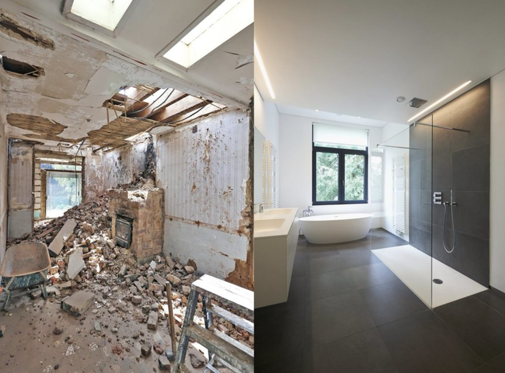 amenagement de salle de bain le havre rénovation